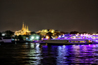Jan. 5 Thurs.Tour the Royal Grand Palace & the Emerald Budda Temple, and dinner on our own private boat cruise.