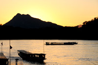 Jan 8 Sun. Fly to Luang Prabang, Lao - Visit Proust Hill and Night Market